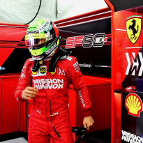 Ferrari back Schumacher for future in F1