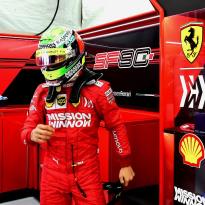 Schumacher to drive a Ferrari at German GP