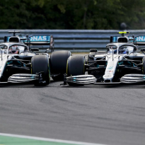 Bottas plots different approach to Hamilton battles