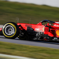 Ferrari boss Binotto 'satisfied' with pre-season testing