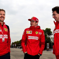 Vettel: Why Binotto isn't to blame for Ferrari woes