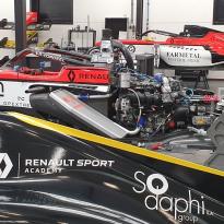 De weg die jonge coureurs afleggen richting de Formule 1