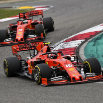 Sebastian Vettel admits he wasn't aware of change of race strategy for Leclerc
