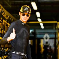 Ocon aankomend seizoen in Ferrari-rood de baan op