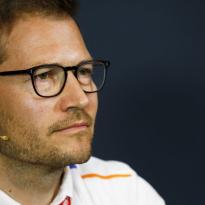 Andreas Seidl: 'McLaren is duidelijk best of the rest'
