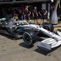 """Koeling Mercedes nog niet optimaal: """"Zouden nog steeds van Red Bull verliezen"""""""