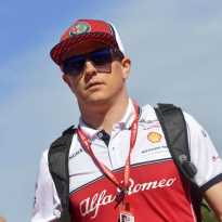 Raikkonen in physical altercation with fan at Spa