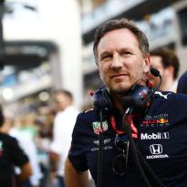"Christian Horner over corona: ""Hopelijk mag Mercedes Australië niet in"""