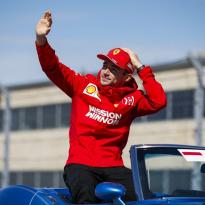Leclerc a 'lucky b*stard!' - Hulkenberg