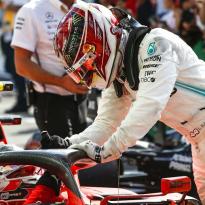 Hamilton : Pourquoi pas Ferrari, mais Mercedes est ma famille