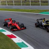 Hülkenberg in zijn nopjes: 'Hoogste aantal punten sinds ik bij Renault zit'