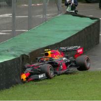 Albon crash not his fault - Red Bull