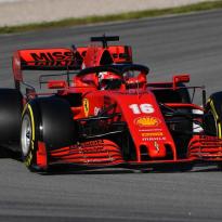 Leclerc wilde eigenlijk een ander startnummer gebruiken in F1