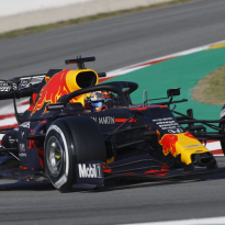 Honda: 'Hebben de eerste motor in de RB16 vervangen'
