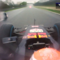 Onboard bij Max Verstappen tijdens spectaculaire inhaalrace in Brazilië