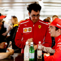 Ferrari: Vettel and Leclerc 'understand how to behave', says Binotto