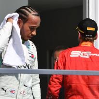 Hamilton : Ferrari possède le meilleur moteur