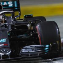 Mercedes explain Hamilton's Singapore strategy blunder