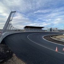 Zandvoort release first images of completed banking