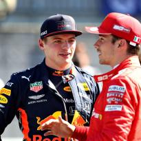 Minardi: 'Leclerc gunstiger voorbereid op F1 dan Verstappen'