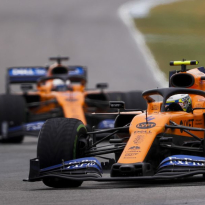 Zak Brown: Norris and Sainz drove 'like future world champions' in 2019