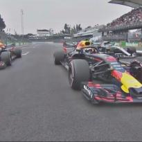 VIDEO: Verstappen shows frustration after missing pole!