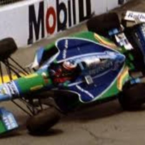 VIDEO: Schumacher wins first title after Hill collision