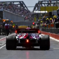 """Alfa Romeo in stijgende lijn: """"Hopen de strijd aan te gaan met McLaren"""""""