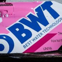 Racing Point's Sponsor BWT committed to track and environment