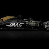 Haas F1 Team lijkt nieuwe sponsor op het oog te hebben