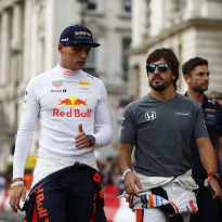 Verstappen: If Alonso returned, he would be a title favourite