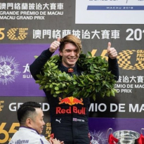 Ticktum bids for historic Macau GP win