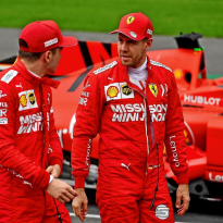 Vettel compares Ferrari team orders and 'Multi 21' controversy