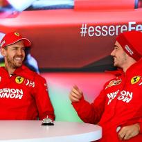Vettel and Leclerc Ferrari's biggest problem, says former chief