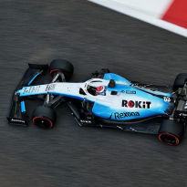 Russell completes 2019 whitewash over Kubica