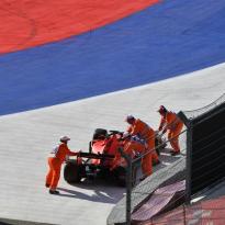 Waarschijnlijk geen gridstraf voor Sebastian Vettel in Japan