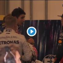 VIDEO: Verstappen confronts Ocon after Brazil GP!