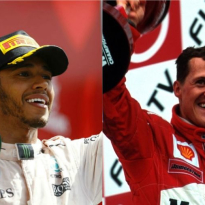 Schumacher's records in Hamilton's mind - Wolff