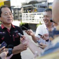 Honda houdt de boel scherp: 'De anderen verbeteren ook'