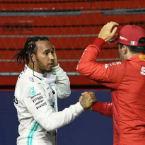 Leclerc would match Hamilton at Mercedes, says Briatore