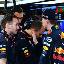 Red Bull lovend over Verstappen: