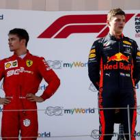 """Hamilton over Verstappen en Leclerc: """"Eentje wordt op korte termijn kampioen"""""""