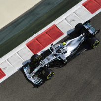 Bottas takes second new engine of Abu Dhabi GP