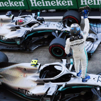 Une sixième étoile pour Mercedes : les chiffres d'une domination sans partage