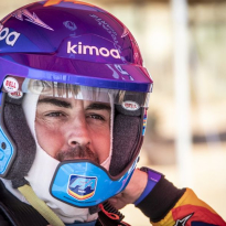 Alonso going cold on Dakar challenge?
