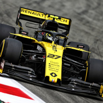 Hulkenberg disqualified from Spanish GP qualifying