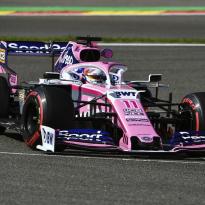 Racing Point strijdbaar: 'Moeten top van middenveld zijn dit jaar'