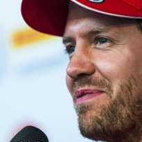Vettel happy in F1 despite Ferrari slump