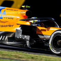 McLaren tease radical livery change for 2020 F1 car