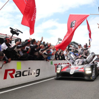 Alonso admits Le Mans win founded in fortune